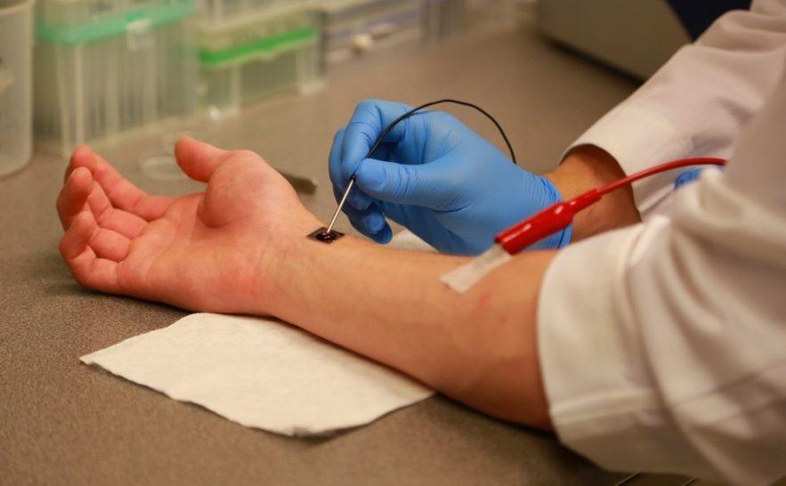 nanopuce cellule réparation organes bras technologie