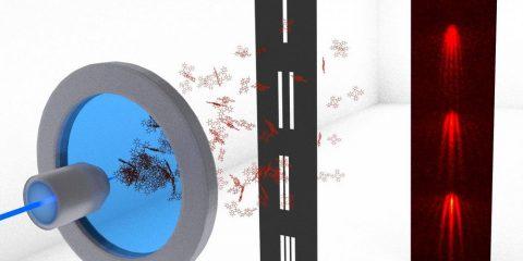 particules massives ondes physique quantique mécanique