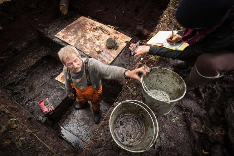 découverte ancien village canadien