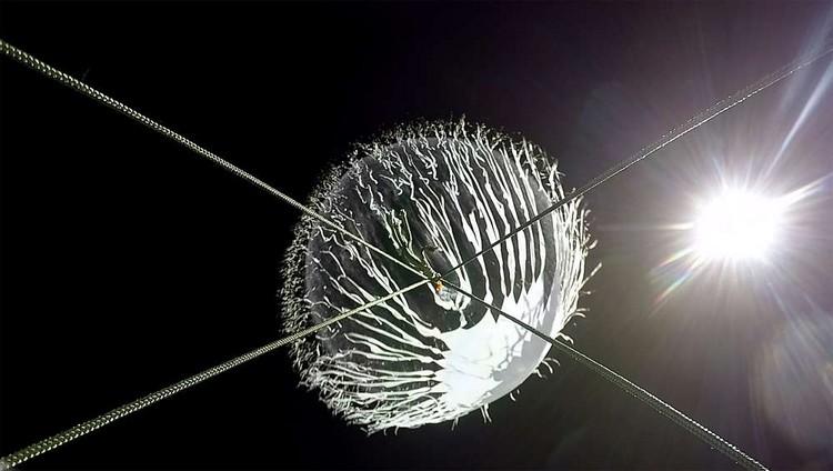 ballon funérailles spatiales cendres flights