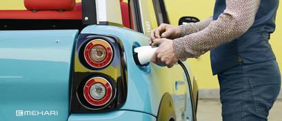 citroen voiture électrique energie propre