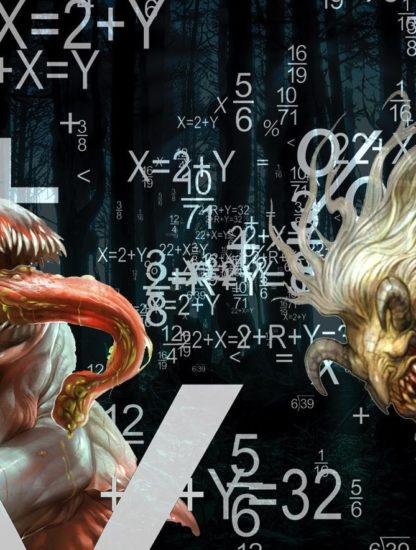 nombres monstres halloween