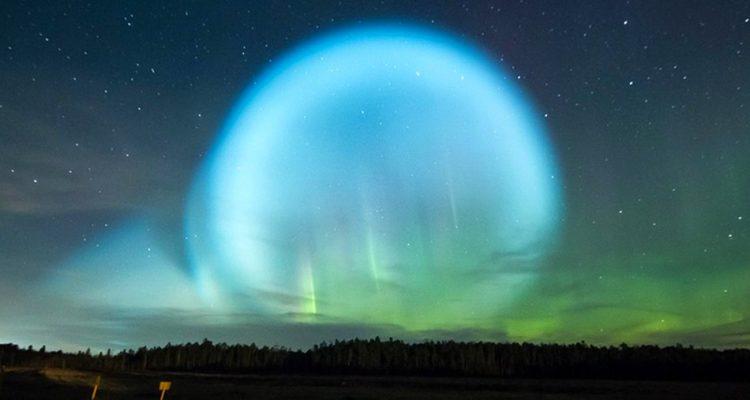 orbe lumineux syberie mysterieux essai tests lancement missiles fusées