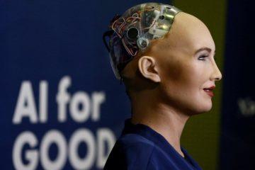 sophia intelligence articifielle robot femme arabie saoudite