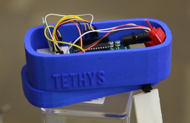 tethys dispositif tester eaux contaminées plomb
