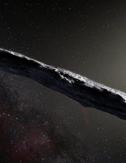 nasa asteroide objet interstellaire céleste