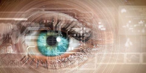 vision bionique lentille yeux oeil