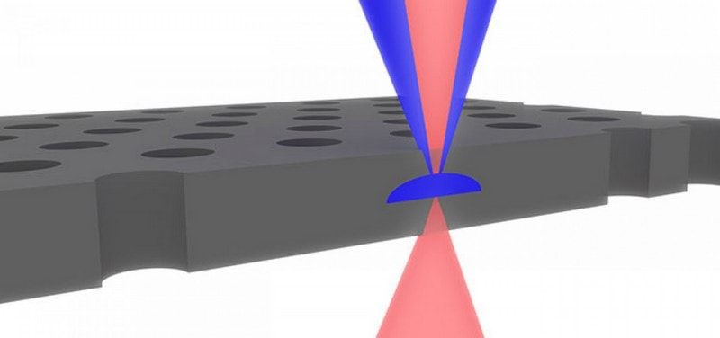 laser internet lumière quantique mécanique
