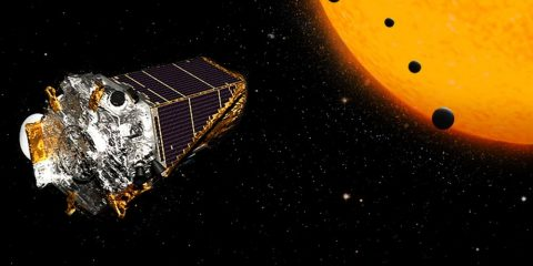 nasa google intelligence artificielle kepler telescope ia exoplanetes
