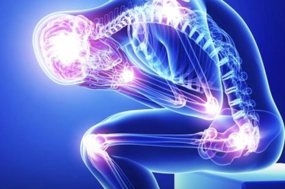 sensibilité douleur sensation mutagene gene variante