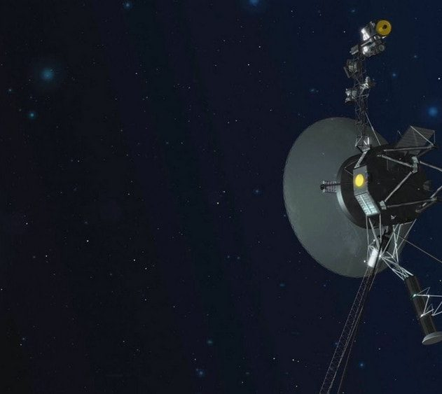 Voyager 1 espace intersidéral interstellaire sonde vaisseau spatial