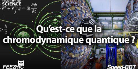 chromodynamique quantique