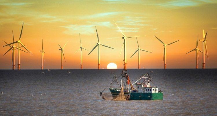 énergie éolienne renouvelable propre grande bretagne électricité