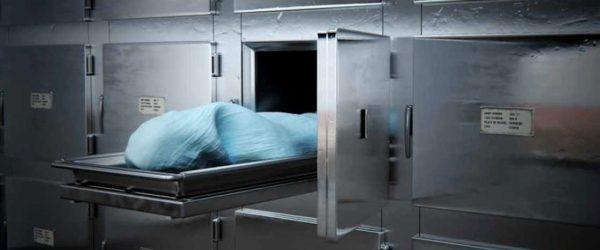 homme mort reveil morgue clinique prisonnier espagne