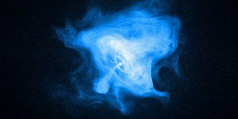 pulsar étoile nasa neutron