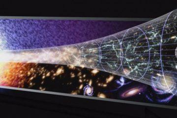 acceleration expansion univers