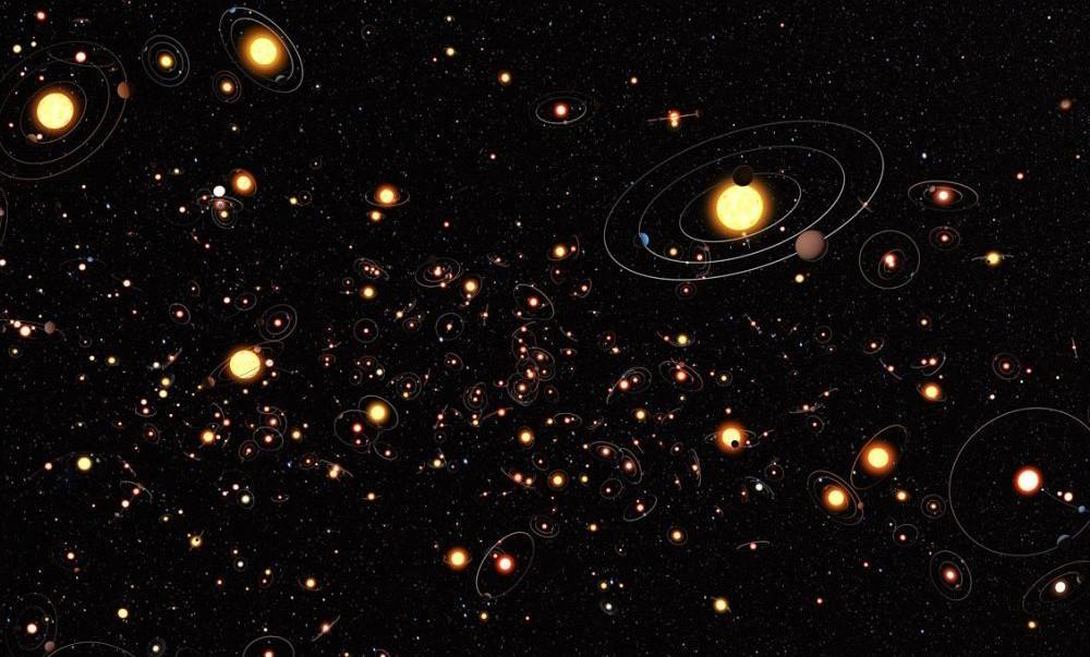exoplanete systeme stellaire eso kepler telescope spatial etoile orbite k2