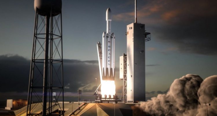 falcon heavy spacex elon musk fusée reutilisable