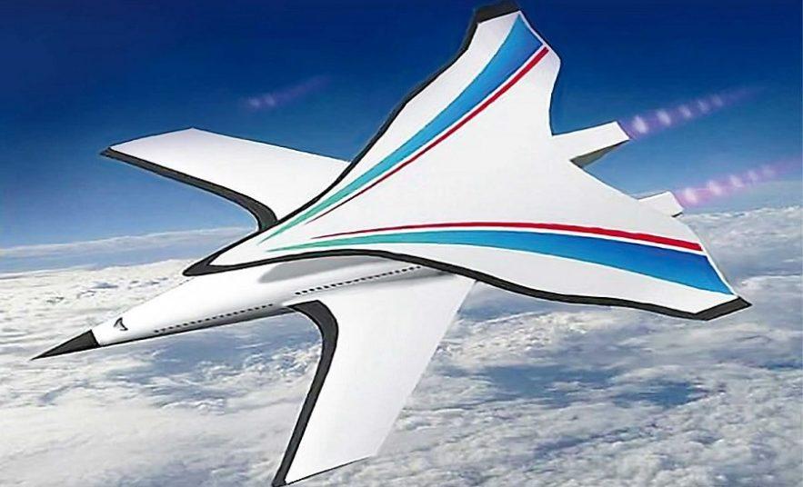 iplane avion hypersonique