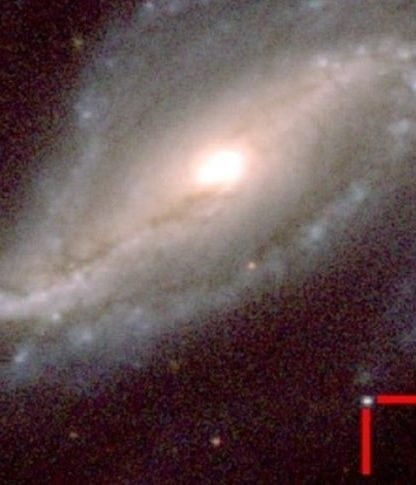 ngc613 galaxie supernova