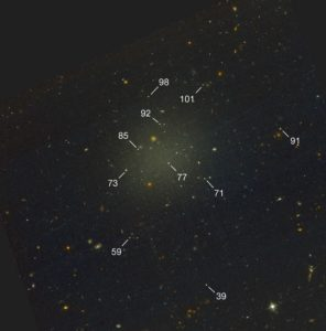 amas globulaires ngc1052df2