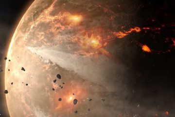 collision asteroide