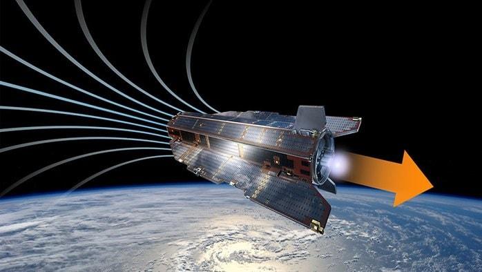 concept satellite propulseur