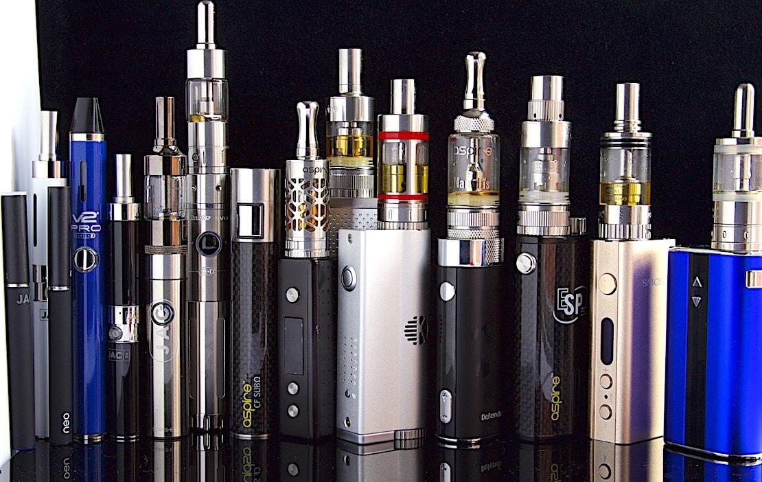 e cigarettes electroniques modeles nocivité