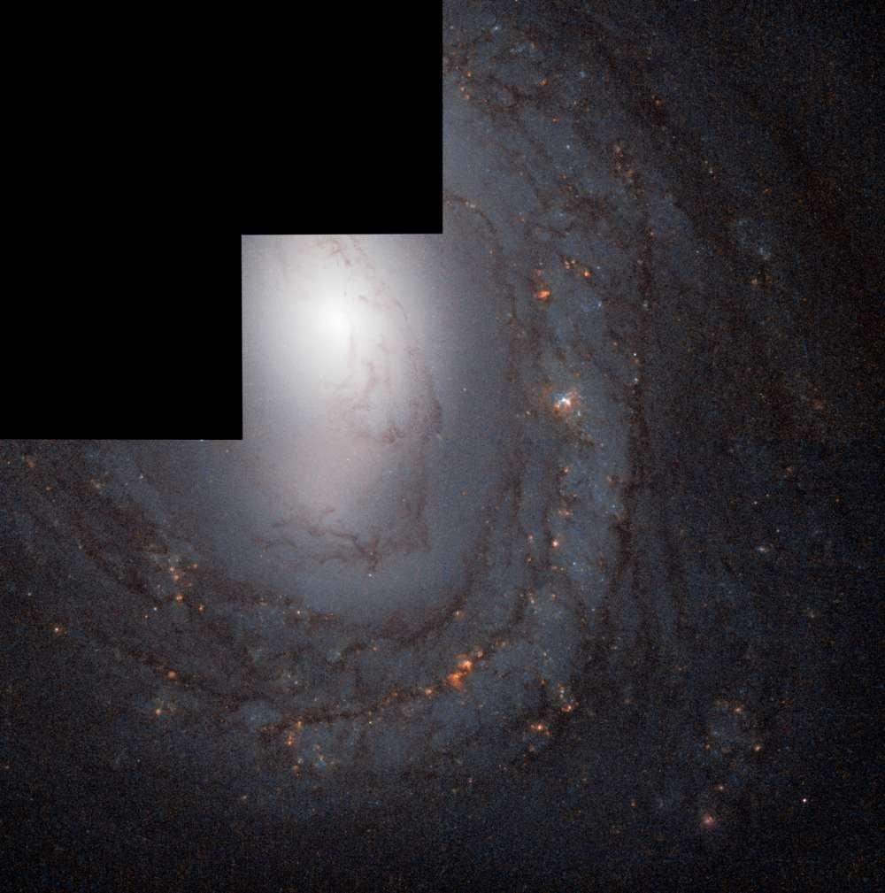 hubble M58