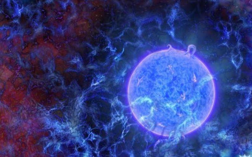 premieres etoiles univers