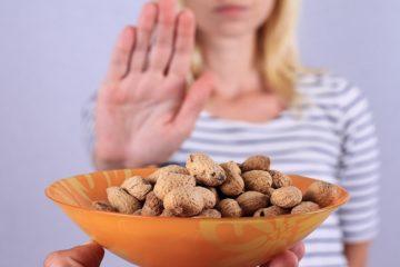 allergie arachides