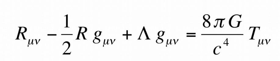 equation einstein