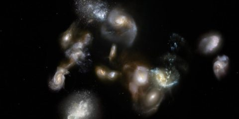 fusion galaxies
