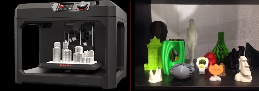 imprimante objets 3d