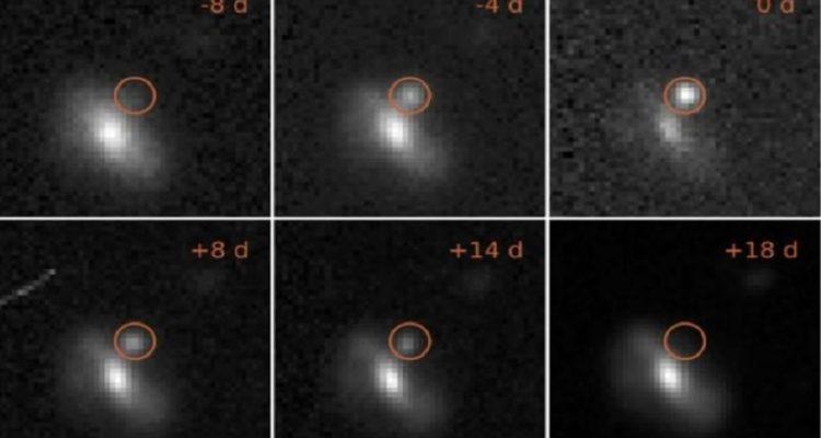 observation phenomene lumineux