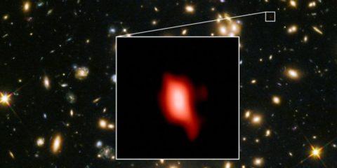 étoiles formation ancienne big bang oxygene