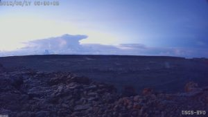 eruption volcan kilauea jeudi matin