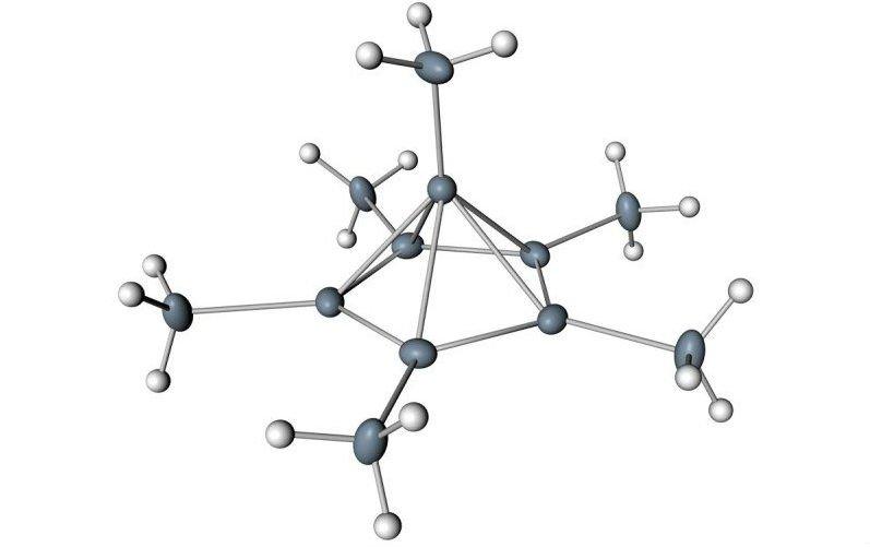 molécule 6 liaisons carbone