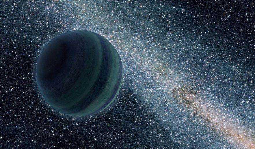 planete neuf