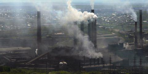 usine fumee