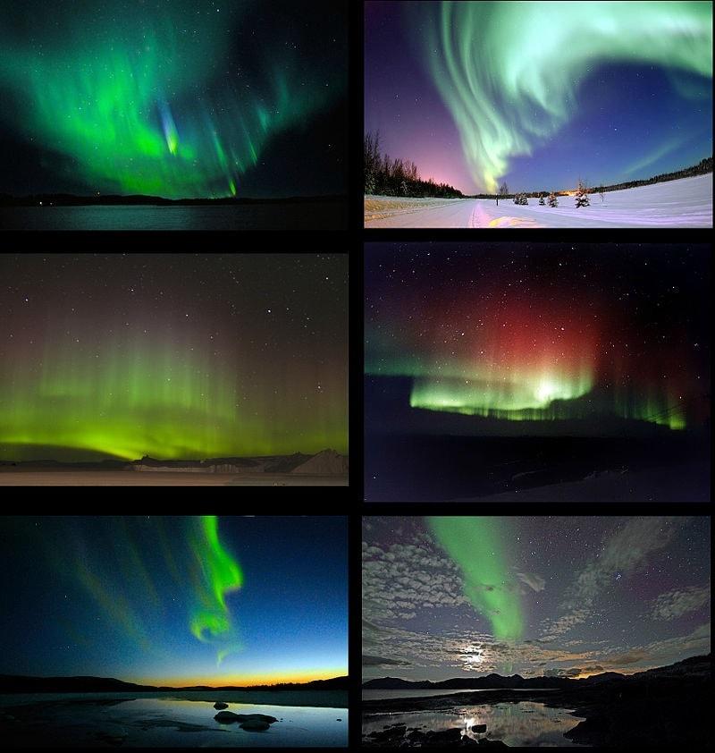 aurores images