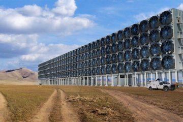 carbon dioxyde co2 capturer atmosphere rechauffement climatique climat
