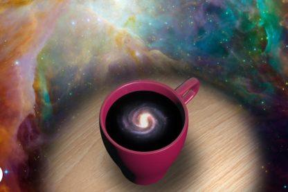 cosmic latte