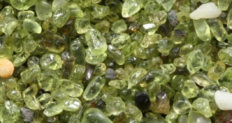 olivine kilauea