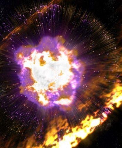al26 source cosmique aluminium
