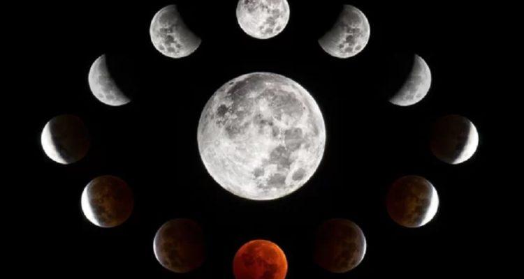 La plus longue éclipse de Lune du siècle ce vendredi