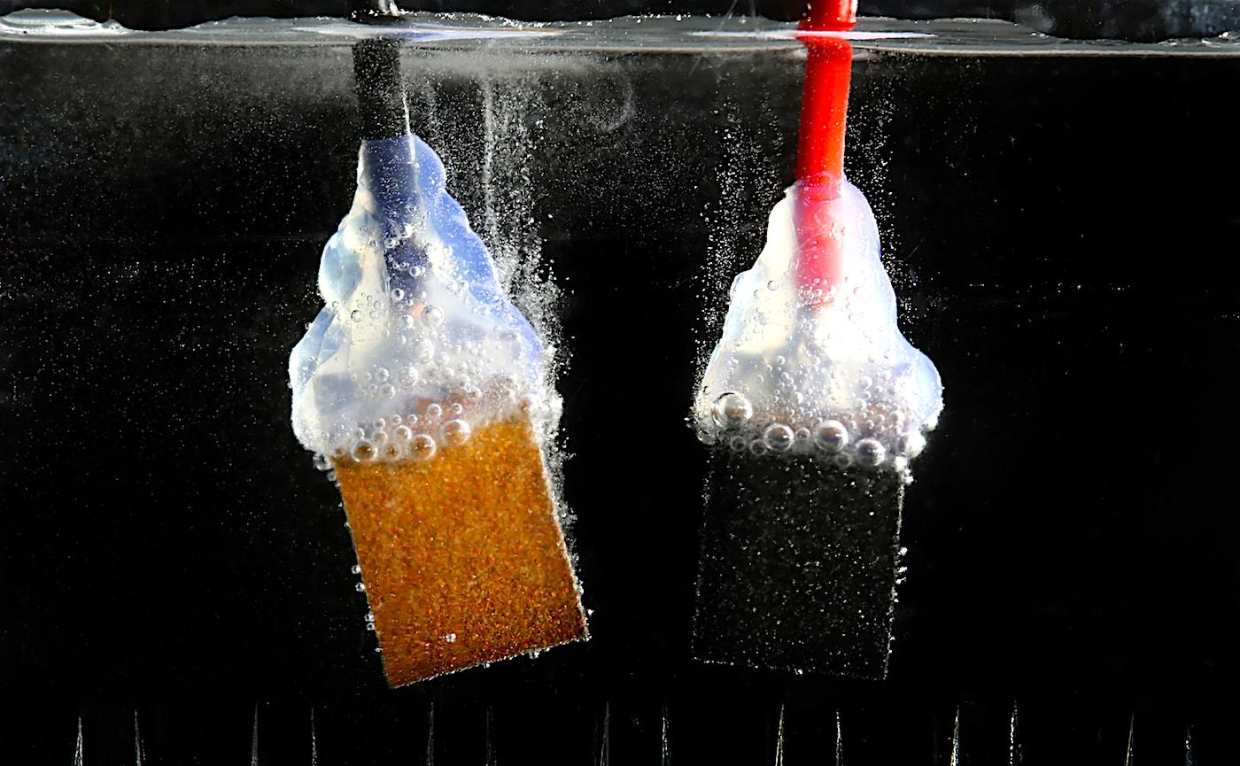 electrolyse separation oxygene hydrogene eau