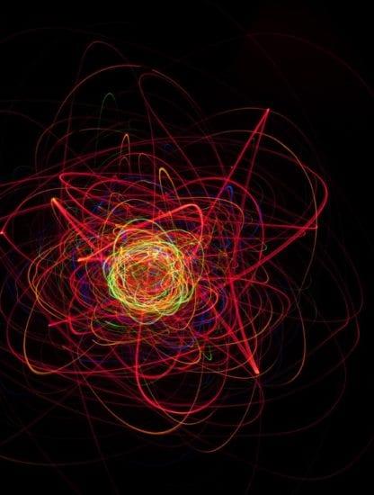 electron particule elementaire