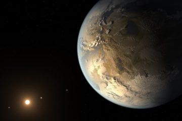 exoplanete climat