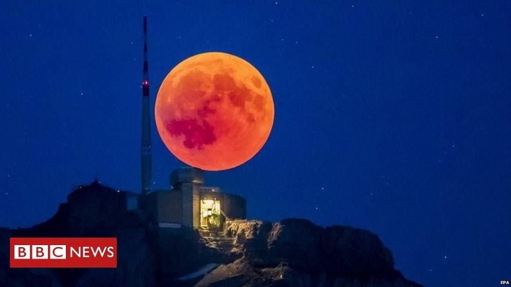 lune rousse station observation